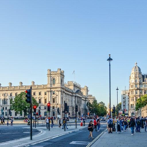 Лондон — город контрастов