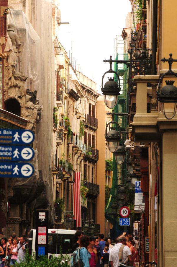 Барселона. Часть 4