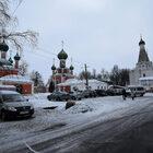 Никольский монастырь иКрасная площадь Переславля -Залесского