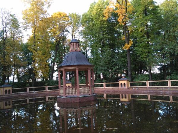 Летний сад вЛенинграде