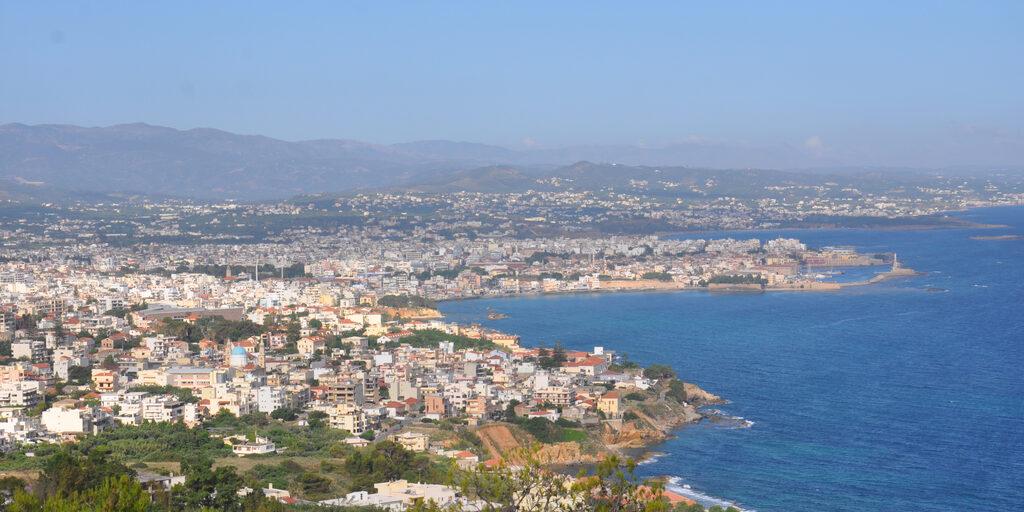 Крит-2019 часть 2 Критская Венеция — Ханья и Ретимно