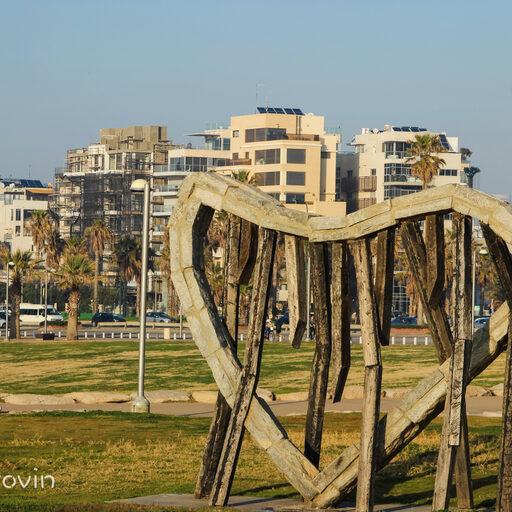 Тель-Авив. Город невероятных контрастов!