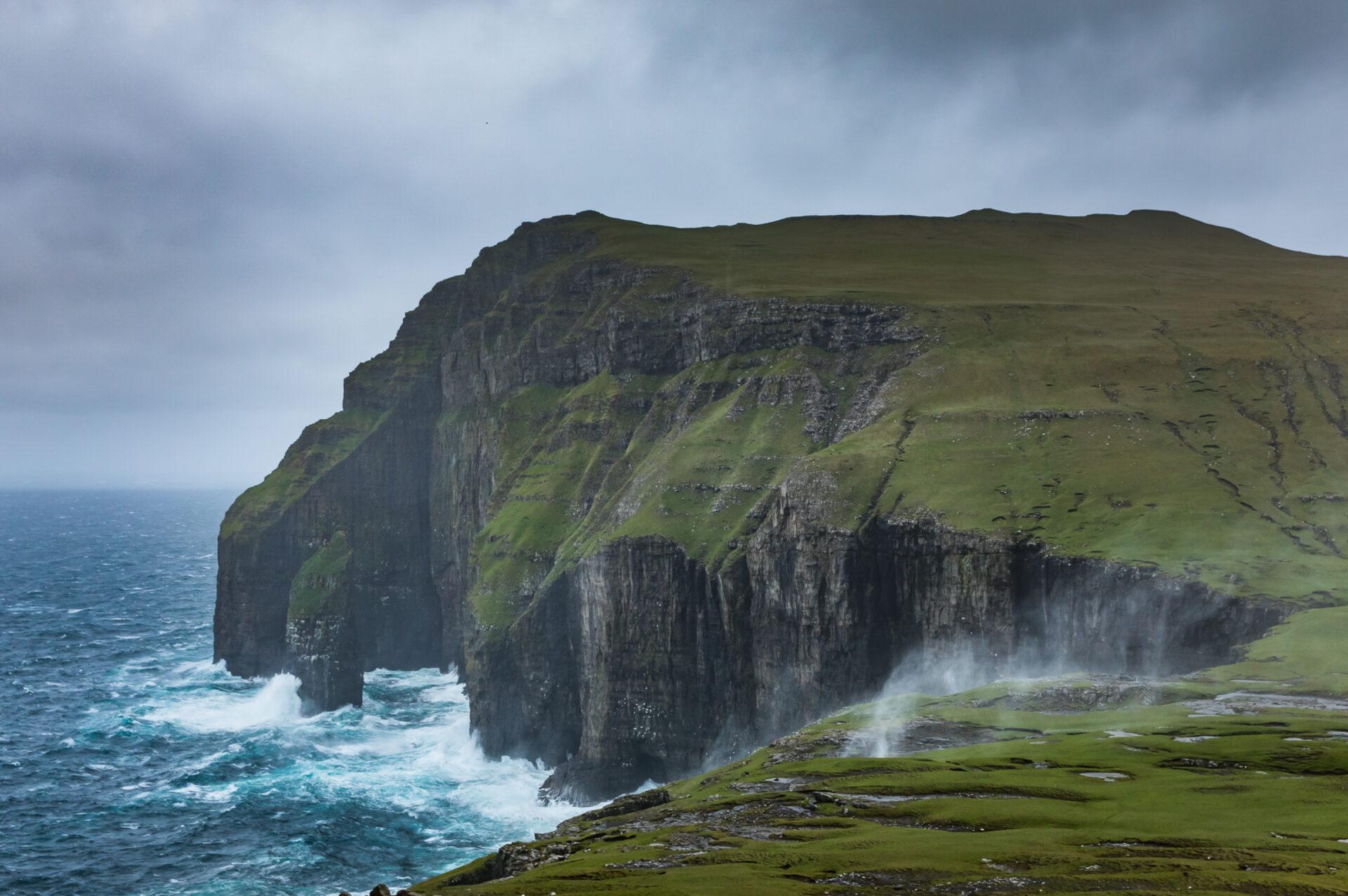 Фареры: по7-ми островам виюне.