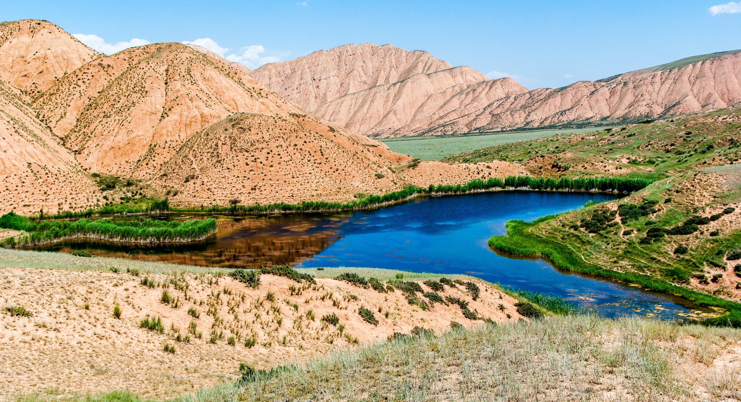 Озеро Торпо