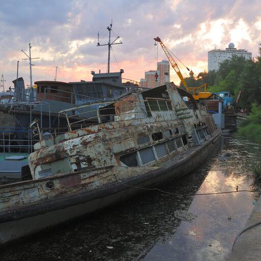 Бухта Кожуховская