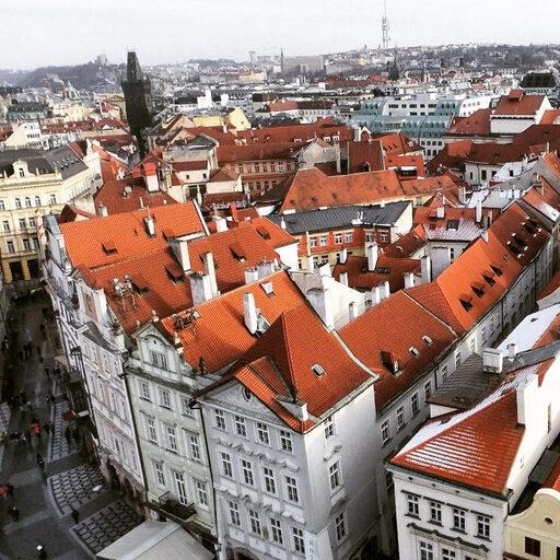 Зимняя Прага и Карловы Вары.