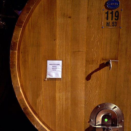 Бароло. Это вино такое и деревня тоже.