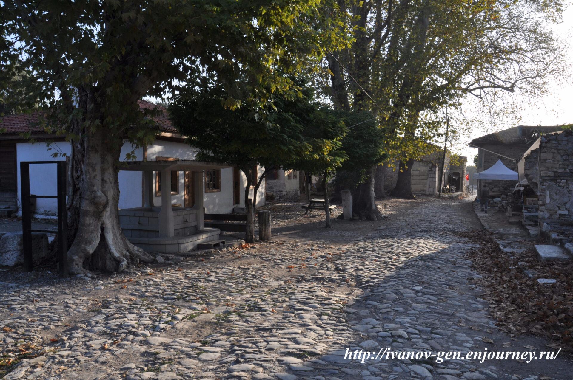 Турецкие каникулы. Стратоникея